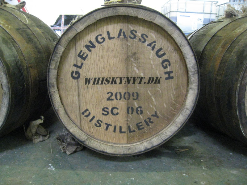 Glenglassaugh Cask Owners